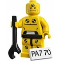 Demolition Dummy - lego-minifigures photo