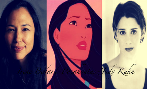 ডিজনি Voice Actresses/ SIngers