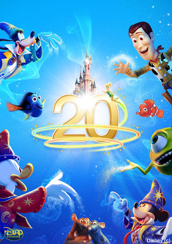 Disneyland Resort, Paris - 20th Anniversary!