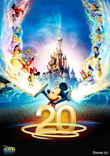 Disneyland Resort, Paris - 20th Anniversary!