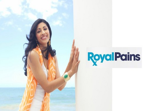 Royal Pains wallpaper possibly with a portrait and skin called Divya