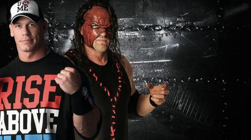 Elimination Chamber:John Cena vs Kane