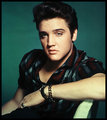 Elvis Aaron Presley (January 8, 1935 – August 16, 1977)