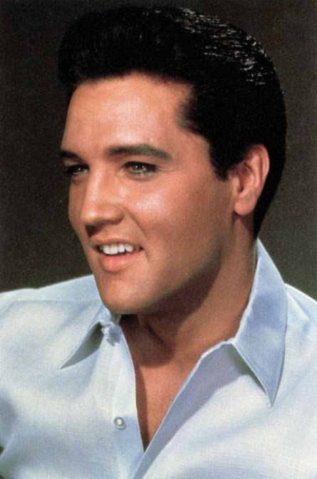 died young Elvis Aaron Presley (January 8, 1935 – August 16, 1977