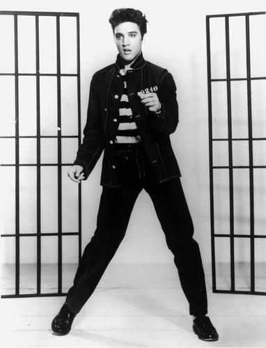Elvis Aaron Presley (January 8, 1935 – August 16, 1977)