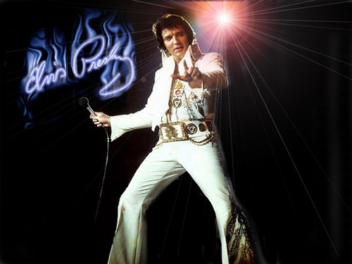 Elvis Aaron Presley a (January 8, 1935 – August 16, 1977)