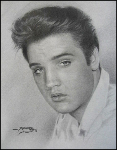 died young Elvis Aaron Presley a (January 8, 1935 – August 16, 1977