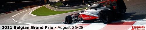 F1 2011 Pics