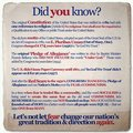 Facts About the US Constitution - debate photo