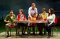 First production shots for