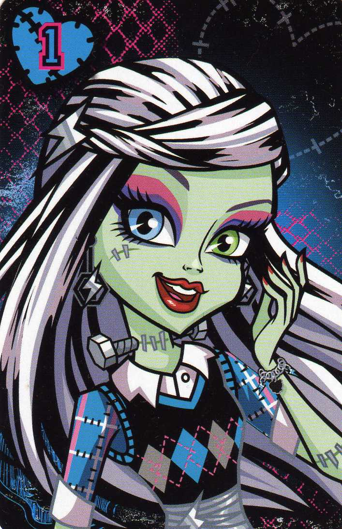 Monster high images frankie stein hd wallpaper and background photos 28820391 - Image monster high ...