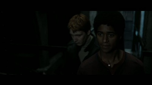 Fred &amp; George in Deathly Hallows pt 2 - fred-and-george-weasley Screencap