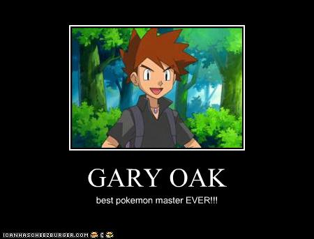 Gary the master