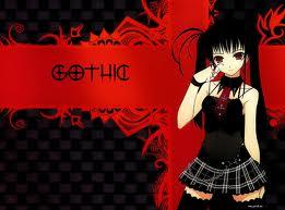 哥特式 Girl