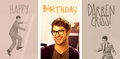 Happy Birthday Darren Criss ♥