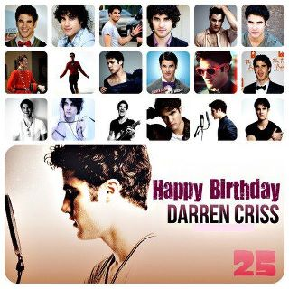 Happy Birthday Darren ♥