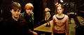 Harry, Ron, and Hermione - harry-potter screencap