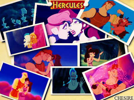 Hercules Collage