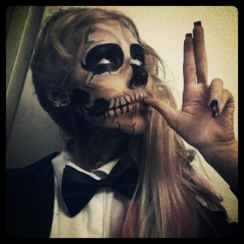 Hilly Hindi as Lady Gaga- Born This Way