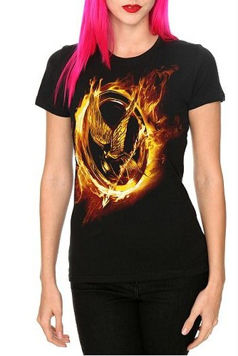 Hot Topic The Hunger Games T-Shirt
