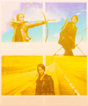 Hunger Games shabiki Art