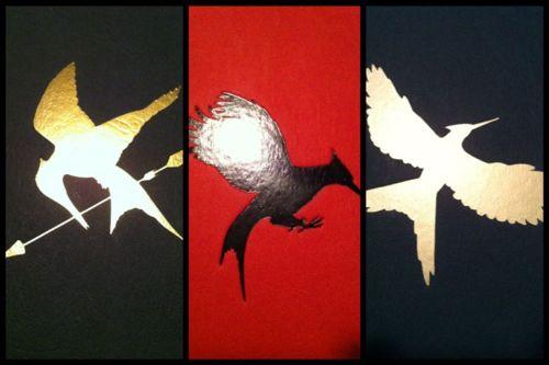 Hunger Games অনুরাগী Art