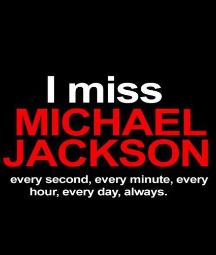 I love u MJ we ALL do ♥