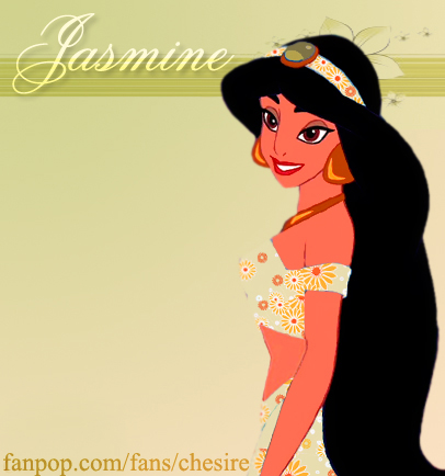 Aladdin wallpaper called Jasmine