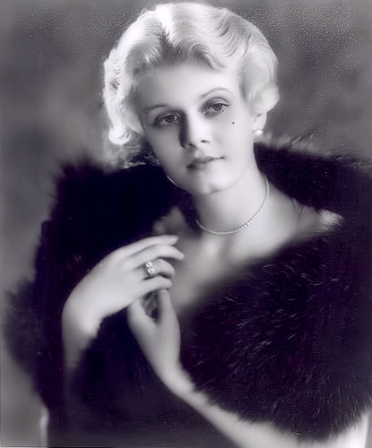 Jean Harlow (March 3, 1911 – June 7, 1937)