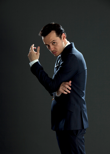 Jim Moriarty - sherlock Photo