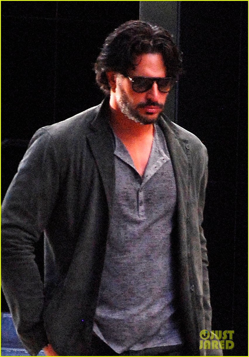 Joe Manganiello: Matt Bomer 'Would Make A Great Vampire'