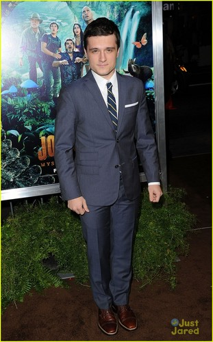 Josh Hutcherson Takes a 'Journey 2' Hollywood