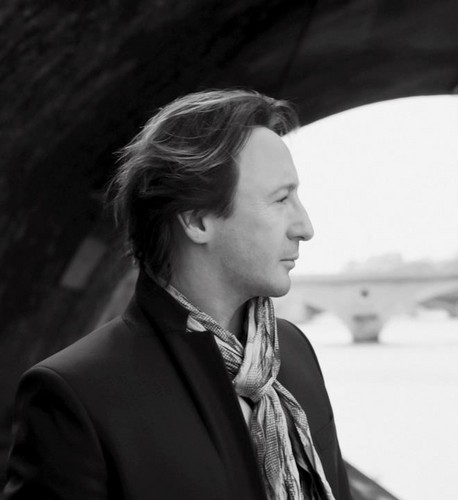 Julian Lennon in Paris