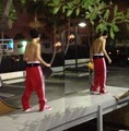 Justin Bieber skateboarding shirtless In Miami - justin-bieber photo