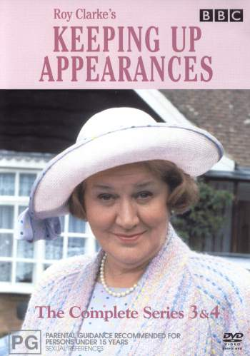 Keeping up appearances club tagged hyacinth keeping up appearances