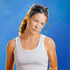 Kate Austen photo probably with a portrait called Kate