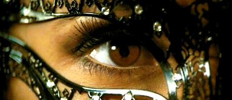 Katherine's eye