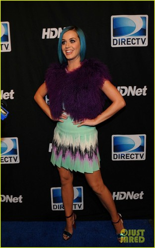 Katy Perry: Celebrity 海滩 Bowl After Party