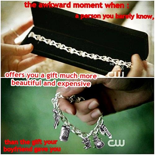 Klaroline gift