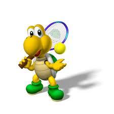 Koopa 테니스