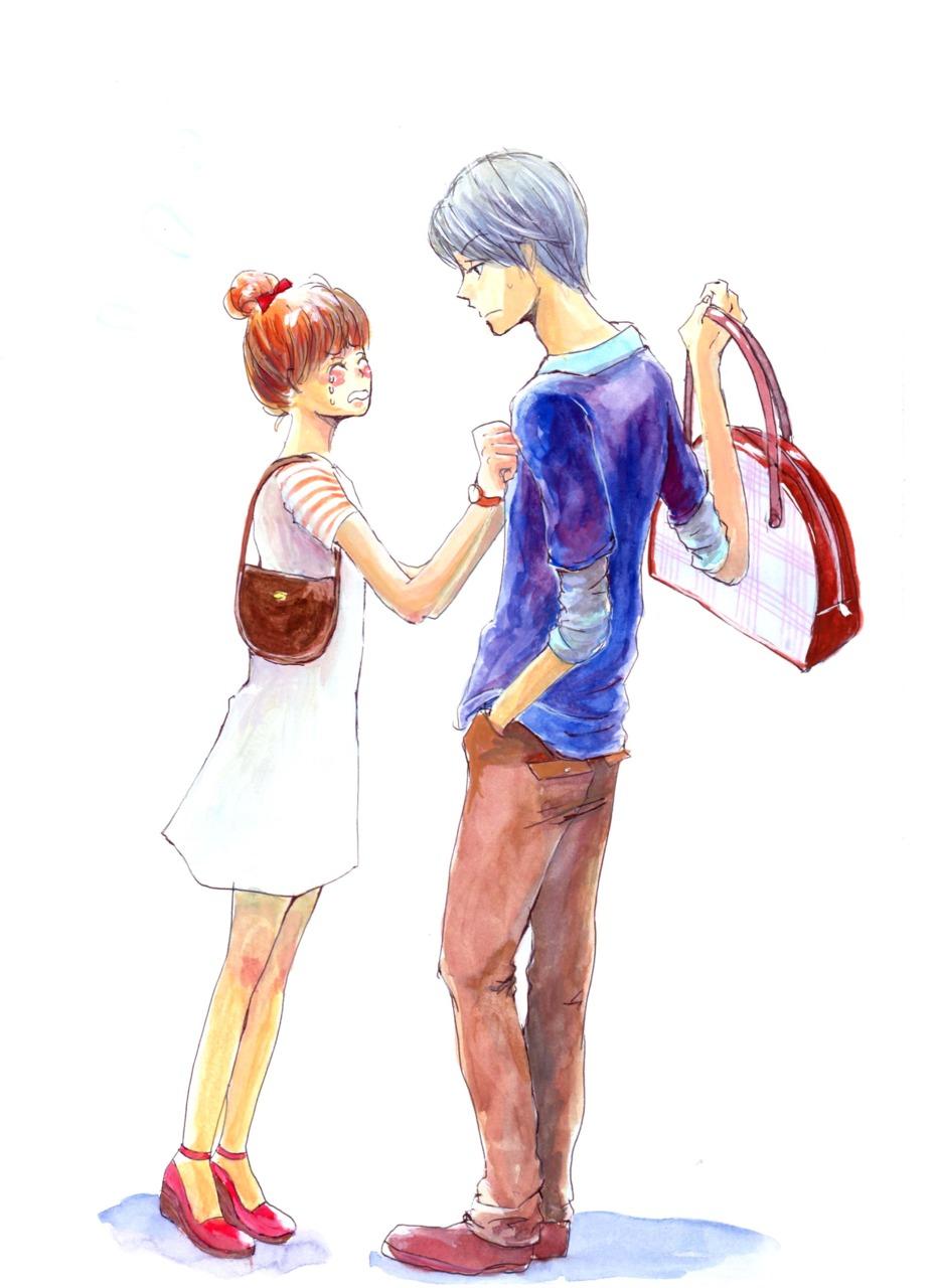 Kotoko & Irie-kun