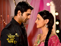 Kushi and Arnav