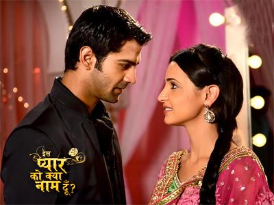 Kushi and Arnav