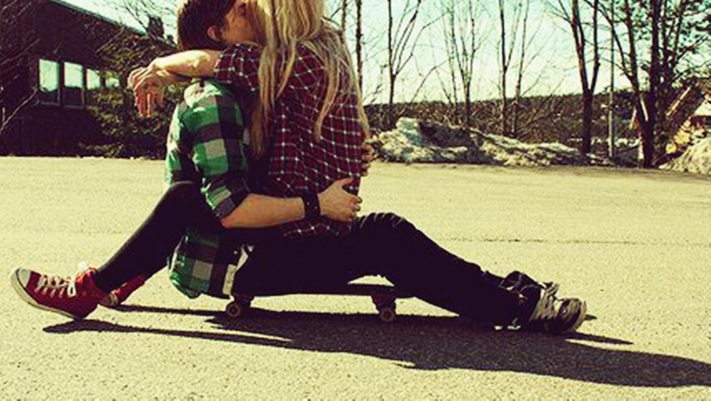 Фото на аву вк парень с девушкой