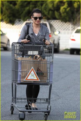 Lea Michele: 'Glee's' Valentine's Episode is Great! - lea-michele Photo