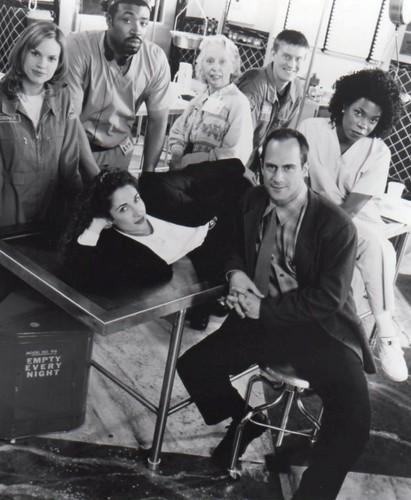 Leaving LA - Chris, Melina and Cast