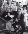 Leaving LA - Chris, Melina and Cast - chris-meloni photo