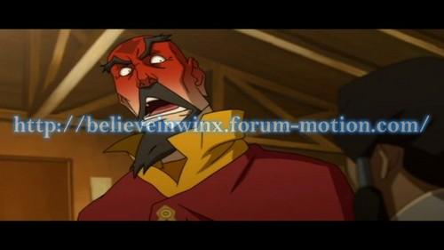 Legend of Korra leaks!