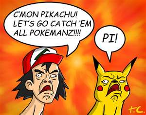 Let's Go Catch Some Pokemanz