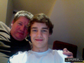 Liam & his Dad x♥x